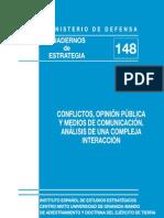 CE 148 ConflictosOpinionPublicaMediosComunicacion