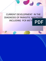 Current Development in the Diagnosis of Parasitic Infection