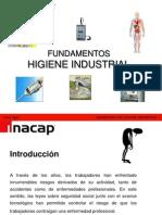 Fundamento de Higiene Industrial