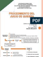104426909 Procedimiento de Juicio de Quiebra ESQUEMA