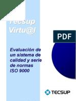 8 - Evaluación de un sistema de calidad y serie de normas ISO 9000