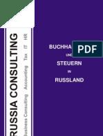 100712 RC Buchfuehrung Und Steuern in Russland De