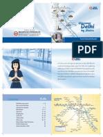 Delhi Metro Tourist Booklet Selected Final English 20-3-12