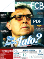 Flash BlogFCB - Sierpień 2013