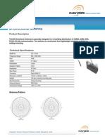 4 dBi Bi Directional Antenna_370 110 00
