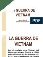 Unidad 10 La Guerra de Vietnam - María del Carmen Zapata