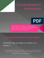 20100615 Consentimiento Informado Clau
