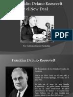 Unidad 9 Franklin D. Roosevelt - Catherine Garzón Piedrahita
