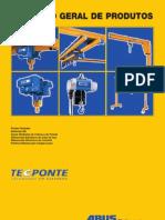 Tecponte Catalogo Geral de Produtos Tecponte 696829