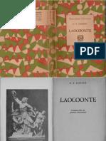 Lessing Laocoonte UNAM-Seleccion