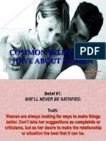 Beliefs_Men_Have_About_Women___.pps