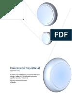 -Escorrentía Superficial- Monografía Ing. Diego Zambrana F.