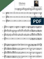 Guillermo Tell Obertura Rossini Flauta Dulce