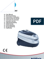 Nilfisk 40P User Manual
