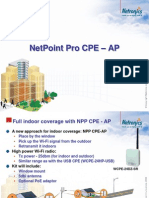 Netronics NetPoint Pro CPE-AP