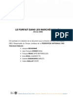 Marches Prives Forfaitaires