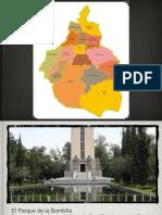 Sitios históricos del D.F.