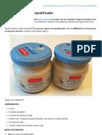 Enfimcasada.com.Br-Bolo de Iogurte de Liquidificador