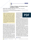 AQUEOUS MULTIPHASE SYSTEMS OF POLYMERS AND SURFACTANTS
