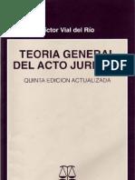 Teoria General Del Acto Juridico