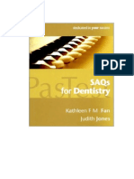 71984868 Saqs for Dentistry