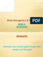 GW MMM Week-3 Managers