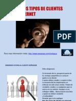 LOS DOS TIPOS DE CLIENTES EN INTERNET