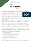 Sonnet Suite Pro 13