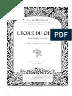 Archibaut l'Ecole Du Chant Teorico Pratico Tutte Le Voci