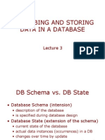 Lec-3 Describing & Storing Data in Database