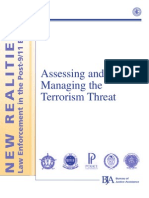 Assessing and Managing the Terrorism Threat