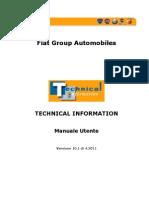 ManualeUtente IT Fiat