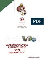 6 INV DeterminacionDeExtractoSecoPorDensimetria09!06!11
