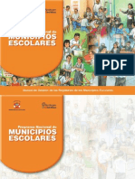 municipios folleto