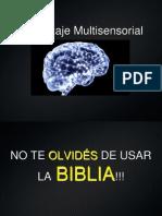 aprendizaje multisensorial