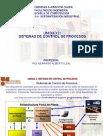 Unidad 2 Sistemas de Control de Procesos1