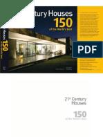 21st Century Houses