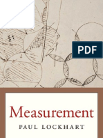 Measurement Sample Pages