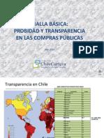 (7) Malla Basica Probidad y Transparencia en Las Compras Publicas.2010