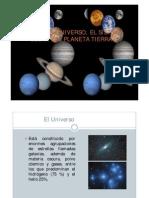 2 Origen Del Universo, Sistema Solar y Planeta