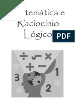 Matematica e Rac. Lógico - TRT