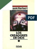 Herbert, Frank - Los Creadores de Dios