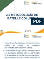 Metodologia - Battelle Columbus
