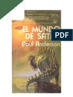 Anderson, Poul - El Mundo De Satán