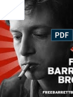 U.S. v Barrett Brown - Gag order request response