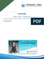 Testemunho Pedro Cunha