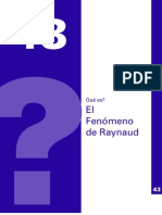 Fenomeo de Raynaud