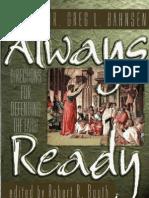 Always Ready (Greg Bahnsen)