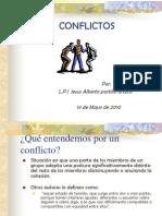 Conflictos He Integracion Social