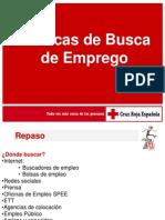Autoconoimiento, Carta presentación y CV